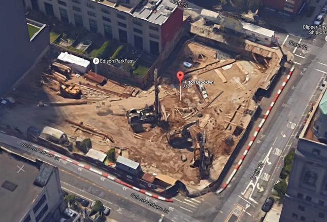 Flank Secures $70M Bridge Financing For Hilton Brooklyn