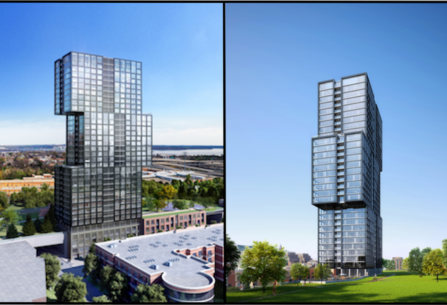 Carlyle Plaza Two South Residential Building Rendering