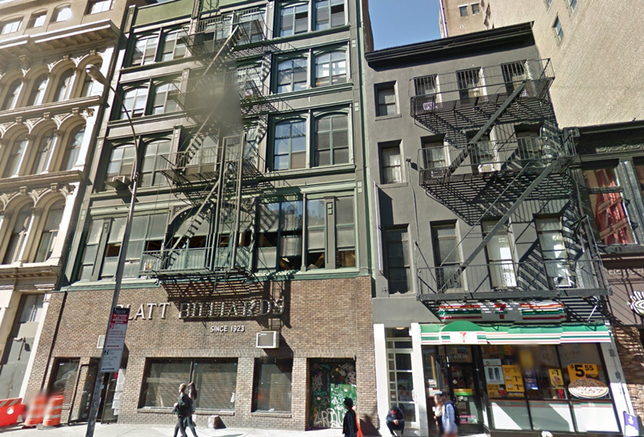 809 Broadway Developers Accuse Ben Shaoul Of Extortion And Impeding Development