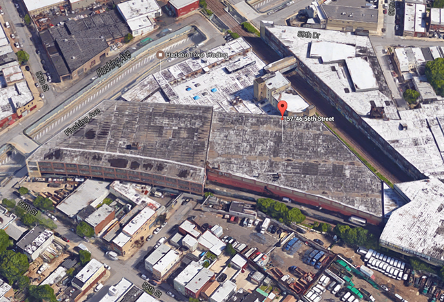Chetrit Group Planning Mixed-Use Complex For Queens Industrial Yard
