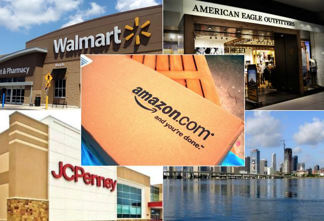 2017 Retailer Collage