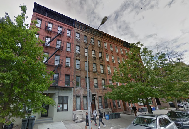291 Pleasant Ave in East Harlem, NY, part of the Dawnay Day portfolio.