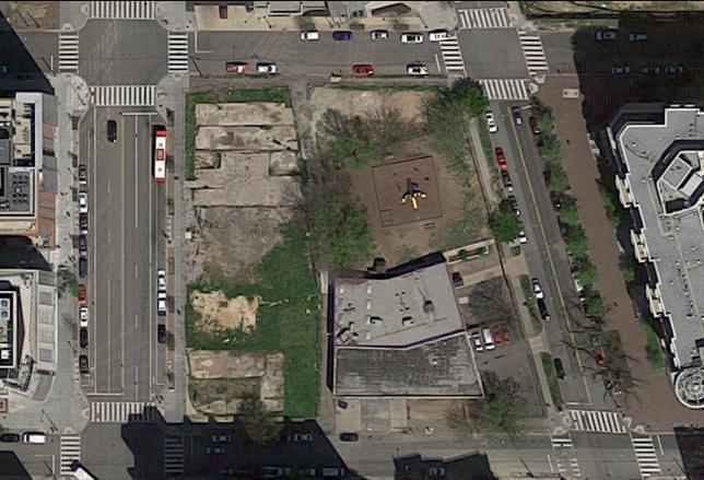 Paradigm Capitol Riverfront development site