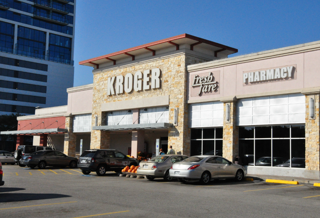 Kroger Houston Retail