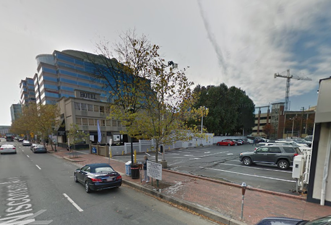 Marriott Bethesda HQ Site