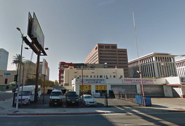 3800 W. 6th St., L.A.