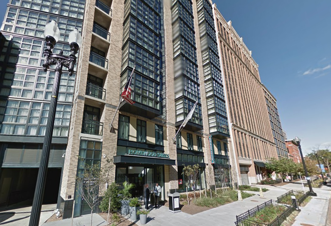 Homewood Suites Hilton 465 New York Ave NW