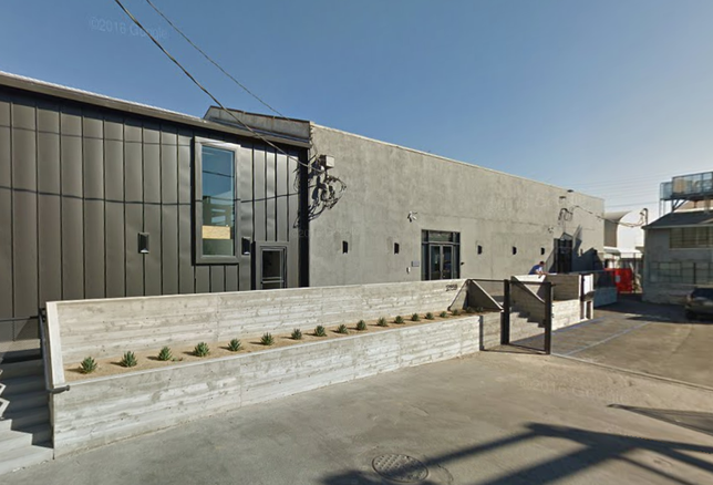 Hyperloop One HQ, Arts District, L.A.