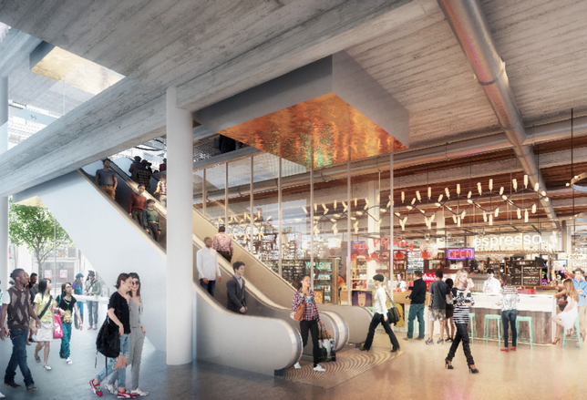 Renderings Reveal What Union Square Tech Hub Will Look Like