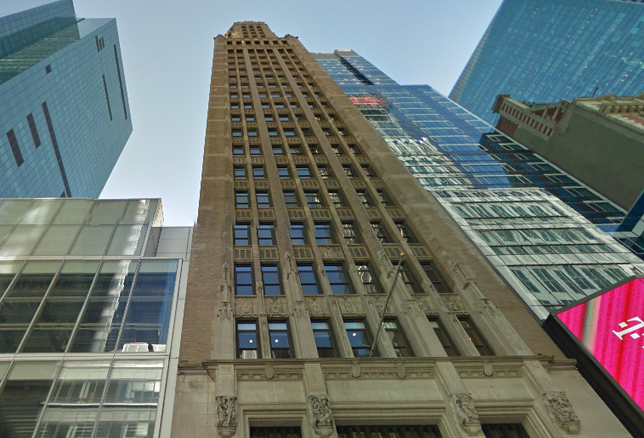 WeWork Will Occupy 64k SF On Bryant Park