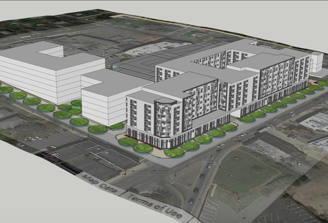 The Rail Yard Apartments Hyattsville UIP