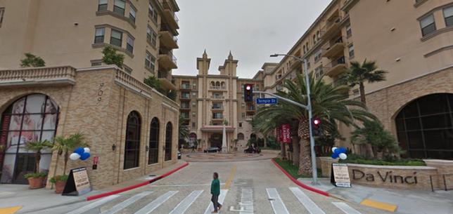 Da Vinci Apartments, DTLA