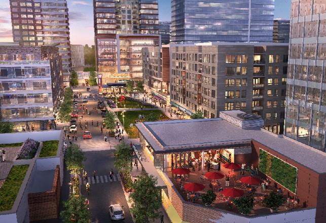 Howard Hughes: Building A 21st Century Urban Village
