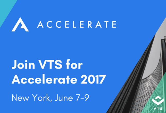 VTS Accelerate Conference To Unite Industry Leaders, Pushing The Pace Of Digital Innovation In CRE