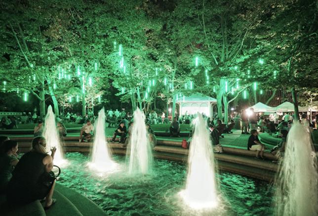 Crystal City's Outdoor Beer And Wine Garden Returns