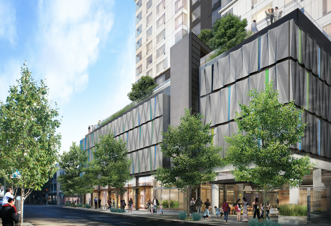 Contractor Selected For Oakland Residential Tower Development
