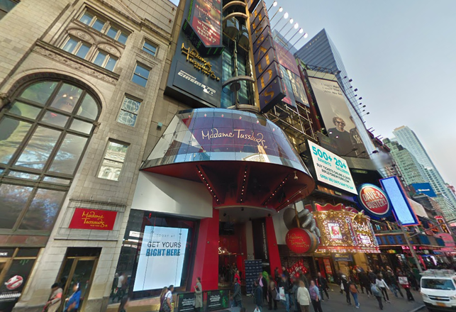 City Files Suit Against Forest City For Times Square Ground Lease
