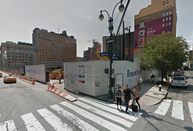Construction Worker At Manhattan West Dies From 10-Story Fall