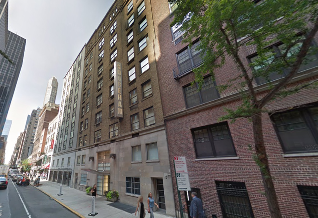 The Shoreham Hotel In Midtown Is Up For Sale Following Foreclosure
