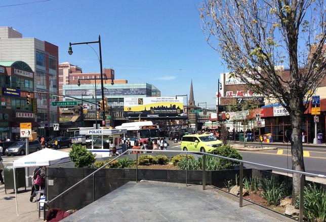 Besen N.O.I. — Neighborhood Of Interest: Flushing, Queens