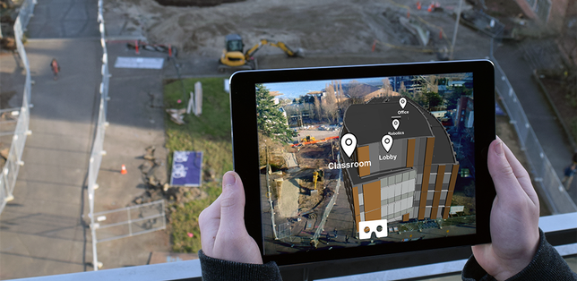 Mortenson Releases Augmented Reality App For Building Construction Site
