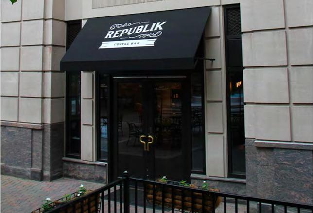 Republik Coffee Bar