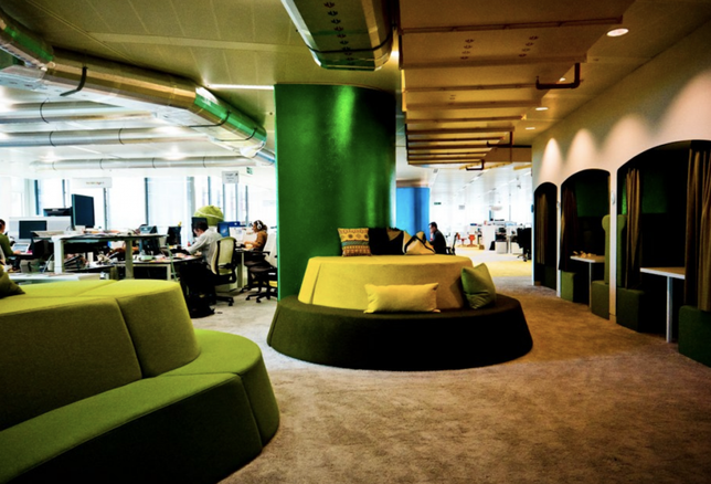 Millennial Workers Are Behind These 4 Salient Office Trends