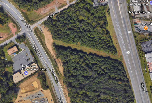 Sterling data center site