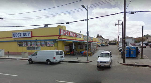 West Pico Boulevard, LA