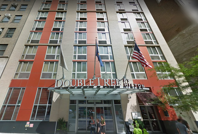 Asian Trust Buys Hell's Kitchen DoubleTree For Over $100M