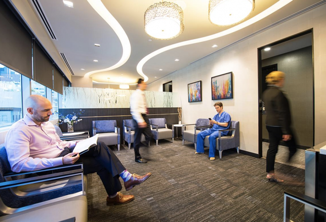 New Wave Of Healthcare Brings Urgent Care And Hotel-Like Clinics