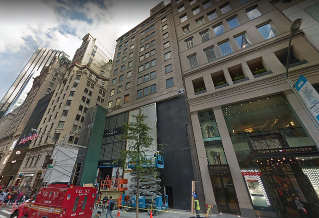 Thor Equities, GGP Put 685 Fifth Ave. On The Block