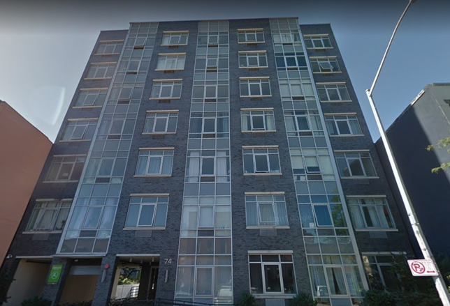 Gentrified Neighborhoods Feel New York's Rent Slowdown The Most