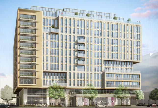 City Partners Potomac Investment Properties 555 E St. SW
