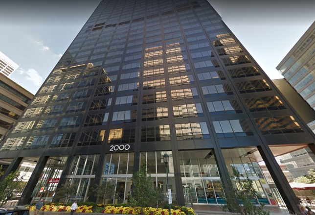 Two Center City Office Buildings On Market Street Go On The Block