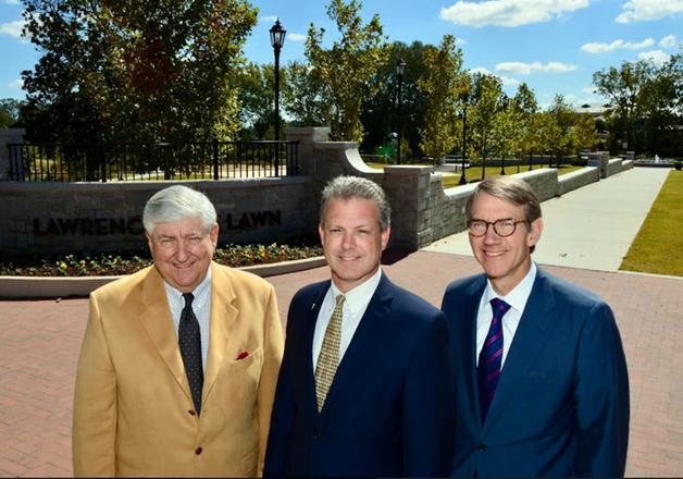 George Berkow, Chuck Warbington, Jim Borders Novare