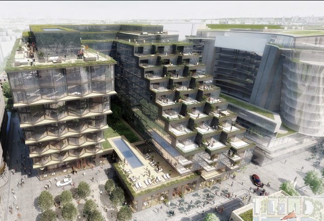 The Wharf Parcel 8 Phase 2