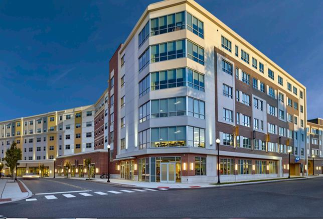 Rowan University, Nexus Properties Are Making Glassboro A College Town