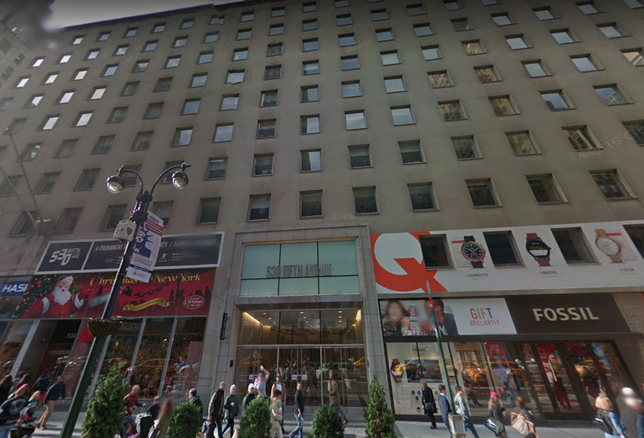 Vans Leases Prime Fifth Avenue Space For Flagship Store