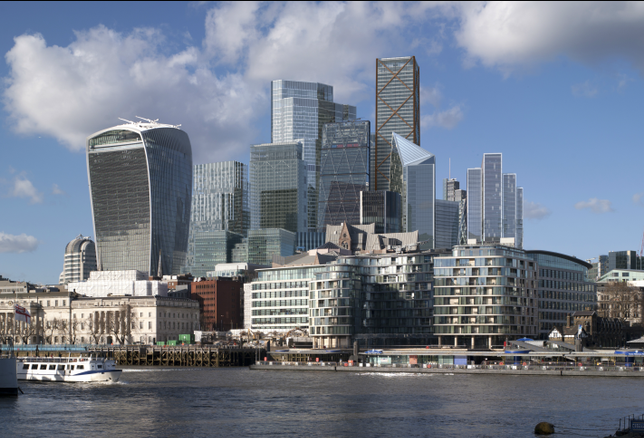 Mixed Fortunes — The 5 Biggest Office Schemes Opening In London In 2018