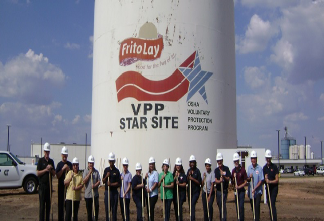 Frito-Lay production site 2011