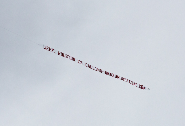 Houston's HQ2 Flyover Pitch