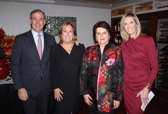 Lazarex Cancer Foundation Reception!