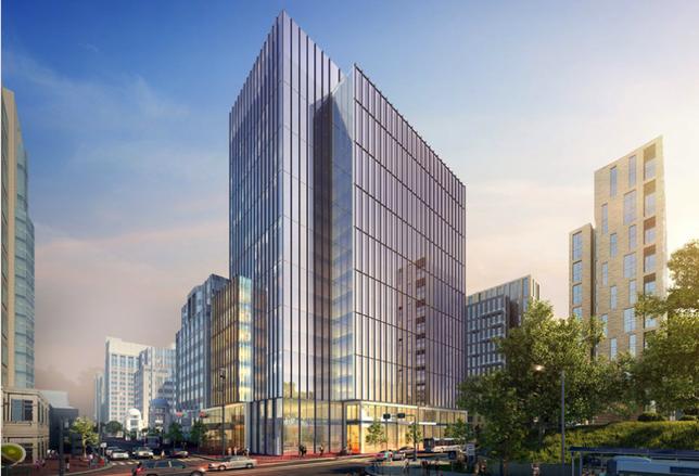 Boston Properties 17Fifty