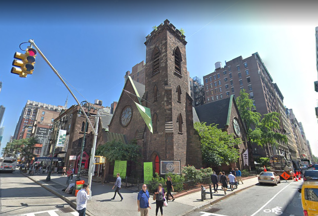 Sugar Factory To Open Museum Of Candy In Chelsea Church Building