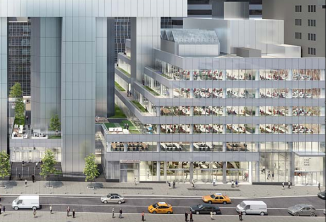 Report: NYU Langone Nears Deal For Big Lease At Former Citigroup Complex