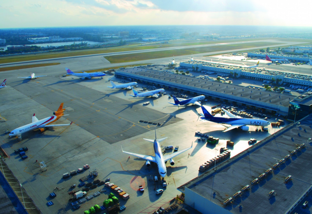 Miami Airport Designated A Foreign Trade Zone