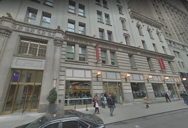 Kushner Cos. Sued By Times Square Food Hall Tenant Todd English