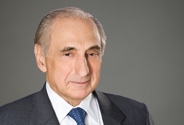 George Kaufman, who died February 2018