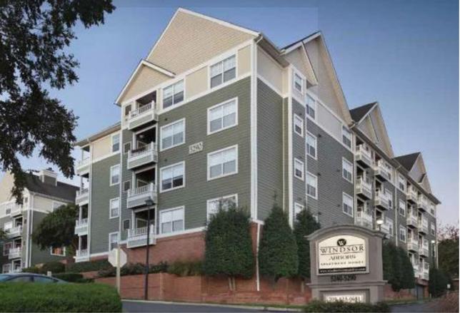 Windsor at Arbors apartments